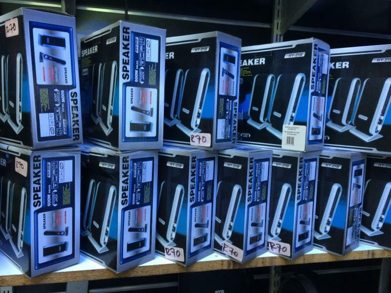 Get new pc speakers for R70