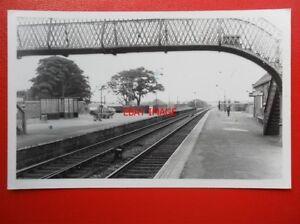 PHOTO  CUMBRIA WIGTON RAILWAY STATION LMS - Tadley, United Kingdom - PHOTO  CUMBRIA WIGTON RAILWAY STATION LMS - Tadley, United Kingdom