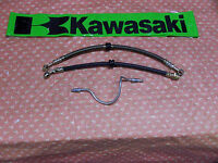 Kawasaki H1/h2/s3/z1 Complete Brake Hose Line Caliper Replace Kit-new Doremi