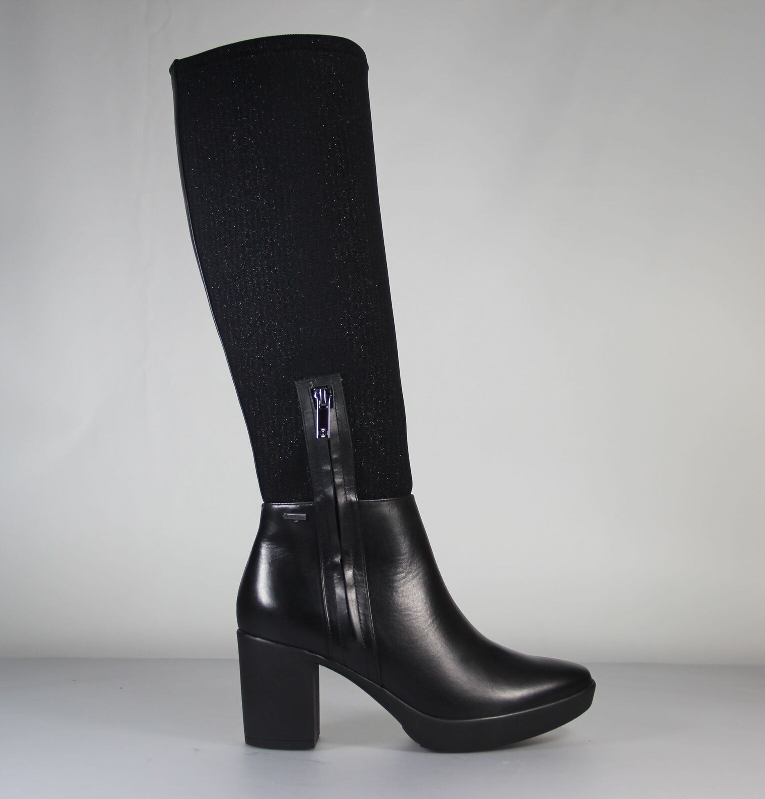 HÖGL DRY PREMIUMCALF LEDER Damen Stiefel schwarz 4 10 6840