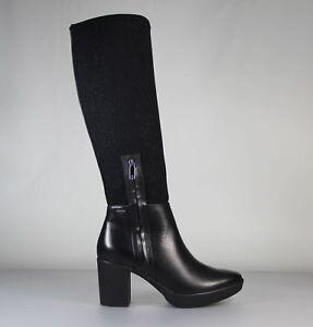 Details zu HÖGL   DRY PREMIUMCALF LEDER  Damen Stiefel  schwarz  4 10 6840