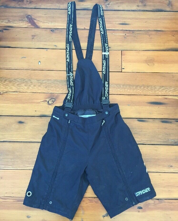 Spyder Thinsulate Insulated Ski Snowboard Adjustable Bib Shorts Mens  31x10 31  save up to 30-50% off