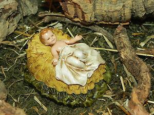 Fotos De El Pesebre De Jesus.Details About Baby Jesus Nativity Set Figurine Landi Presepio Figura Para Pesebre Nino Jesus