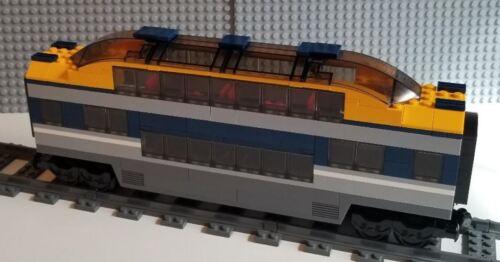 PLEASE READ ITEM DESCRIPTION Lego Train 60197 Custom  Dome//Club Car