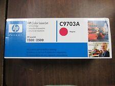 HP Color LasterJet C9703A 1500 2500 Magenta NIB Hewlett Packard