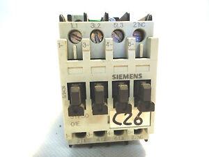 Siemens 3TF30 3TF3001-0B