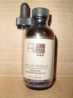 Rx For Brown Skin Absolute Radiance Intensive Exfoliating Serum 2oz Sealed