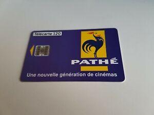Telefonkarte - Pathe (A8112)