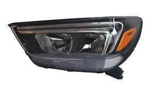 2017-2022 Buick Encore Driver Side Halogen Head Light (with LED D.R.L) LH