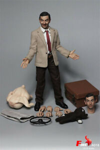 Fire A018 1 6 Mr Bean Action Figure Collectibles Toys Gifts New Ebay