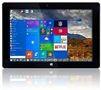 10'' Windows 10 By Fusion5 Ultra Slim Design Windows Tablet Pc - 32gb Storage,