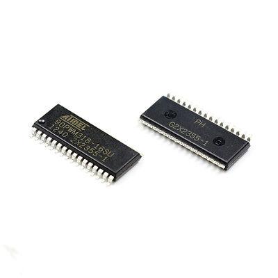 3PCS AT90PWM316-16SU MCU AVR 16K ISP FLSH 16MHZ32SOIC AT90PWM316 90PWM316 AT90PW
