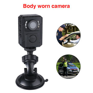 1080P-Police-Body-Camera-Person-Worn-Camera-Phone-Viewing-Video-Recorder-Car-DVR