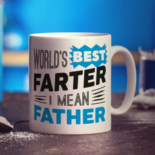 World/'s Best Farter I Mean Father Mug