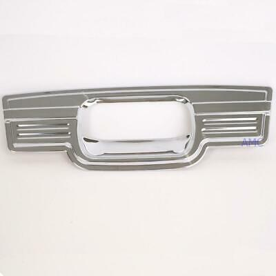 For 05-14 Toyota Hilux Sr 05-14 Tail Gate Rear Handel Premium Chrome Cover Trim