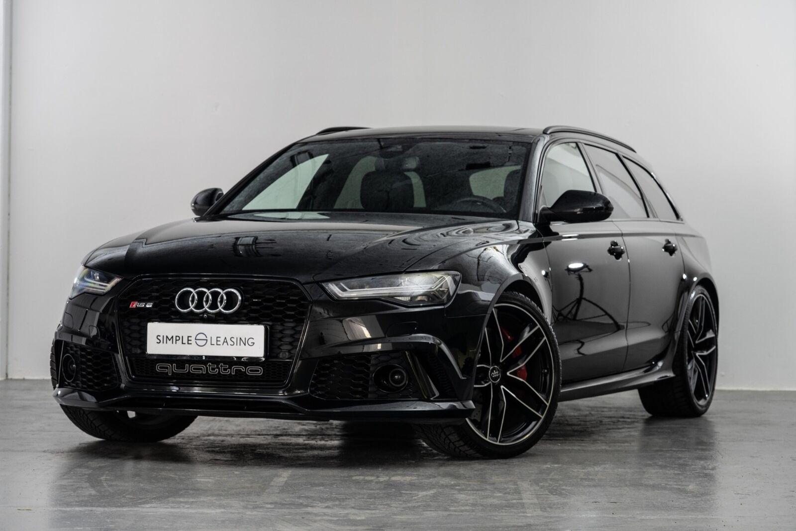 Audi RS6 4,0 TFSi Avant quattro Tiptr. 5d - 5.995 kr.