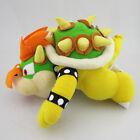 "New Nintendo Soft Super Mario Bros King Koopa Bowser Plush Stuffed Doll Toy 10"""