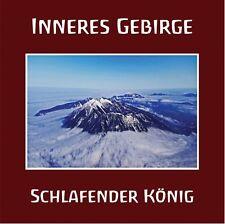 INNERES GEBIRGE - Schlafender König CD Death in June Forseti Sonne Hagal Orplid