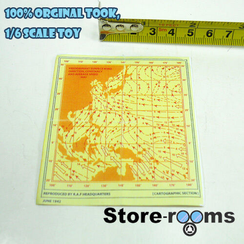 TC74-05 1//6 Action Figure Map Style A