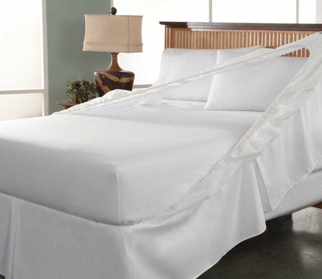 Bed Skirt And Box Spring Protector