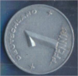 DDR-Jaegernr-1505-1953-E-Stgl-unzirkuliert-Aluminium-1953-1-Pfennig-7849403