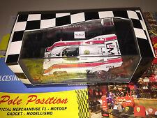 """MINICHAMPS 1:43 PORSCHE 917/10 TEAM """"PENSKE"""" CAN AM 1972 CHAMPION G. FOLLMER NEW"""