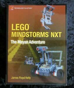 LEGO-MINDSTORMS-NXT-Building-Robots-The-Mayan-Adventure-Paperback-Book