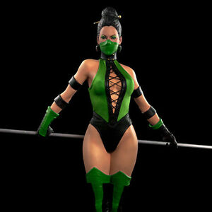 Mortal Kombat - Klassic Jade Technique mixte 1/4 Statue Pop Culture Choc