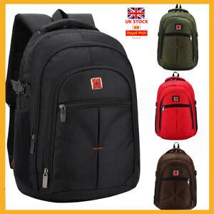 Waterproof-Men-039-s-Woman-Bag-Backpack-Sport-Traveling-Hiking-Work-Leisure-School