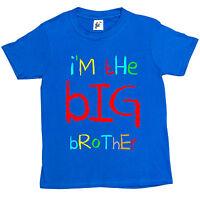 I'm The Big Brother Funny Kids Boys T-Shirt