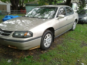 Impala 2002 - In great shape and everything runs perfectly