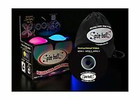 Led Poi - Spin-balls Brand Spin-lights (pair) Free Shipping