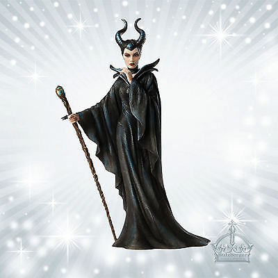 Hexe Haute Couture `Dornröschen` Maleficent Walt Disney Showcase 4045771