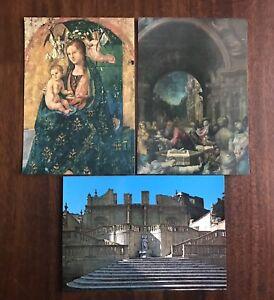 Set 3 Cartoline / Azienda Autonoma di Soggiorno e Turismo MESSINA | eBay