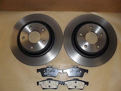 C-Max 2025944 Original Bremsscheiben hinten Ford Focus