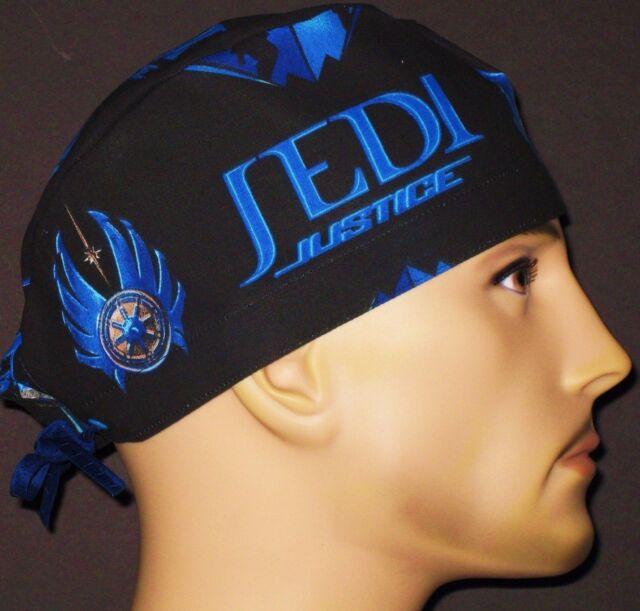 STAR WARS IMPERIAL JEDI JUSTICE SCRUB HAT / FREE SIZING