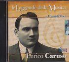Le Leggende della Musica ENRICO CARUSO Grandi Voci