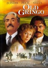 DVD - OLD GRINGO  (GREGORY PECK)  NEW DVD SEALED
