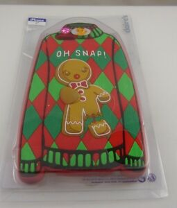 fits-iPhone-6-phone-case-oh-snap-ugly-Christmas-sweater-party-gingerbread-man