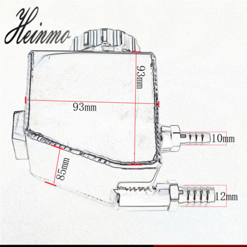 Holden Commodore Coolant Reservoir Overflow Tank For V6 V8 VT VX VU VY VZ VE USA
