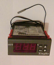 12V Digital Display Thermostat Temperature Controller Sensor -50 ~ 110 Degree C
