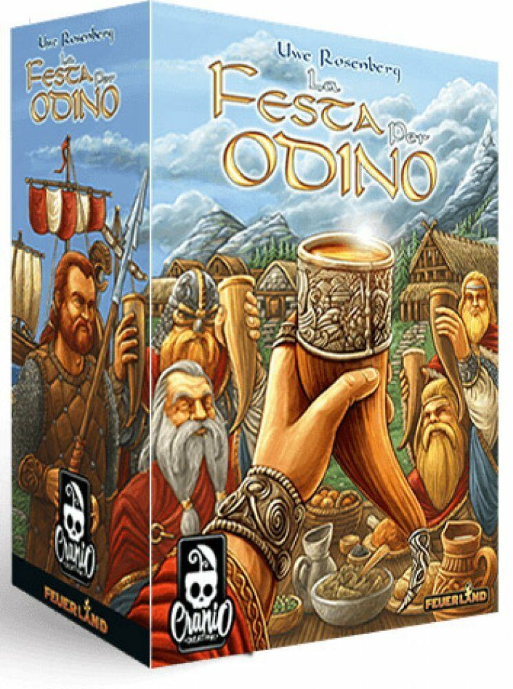 The Festival for odin-entirely in Italian