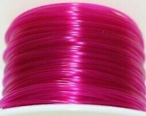 Violeta Semi-transparente morado Consumible Impresora 3d Filamento 1,75 Mm