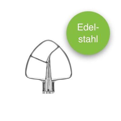 KitchenAid Original Flachrührer Edelstahl für Artisan - Classic Küchenmaschine
