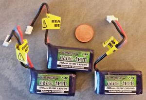 1-4-x-Turnigy-NanoTech-260mAh-2S-35C-70C-7-4V-Nano-LiPo-Batterie-Losi-UMX