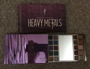 NIB-Urban-Decay-Heavy-Metals-Metallic-Eyeshadow-Palette