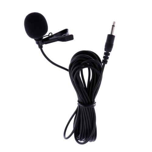 Professionelles Musikinstrument Lavalier Revers Mic Kondensatormikrofon