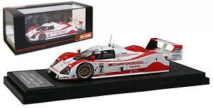 Hpi 8565 Toyota Ts010 n ° 7 Le Mans 1992 - Brabham / lees / katayama 1/43 Échelle