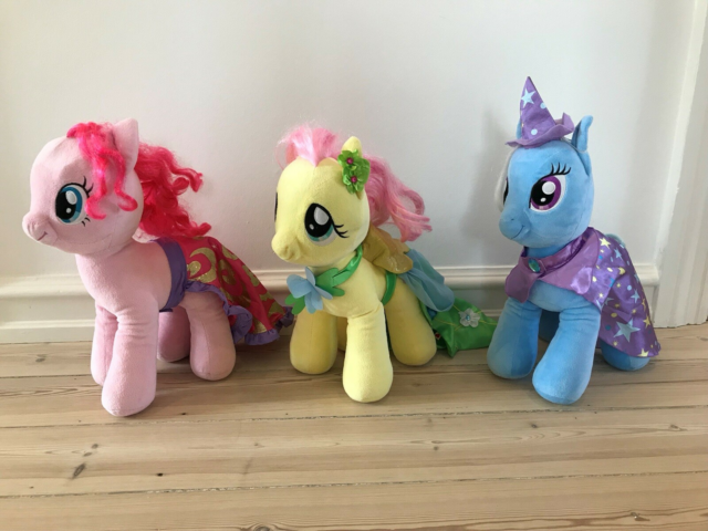 My little pony, Build-a-Bear, Meget flotte My Little Pony…
