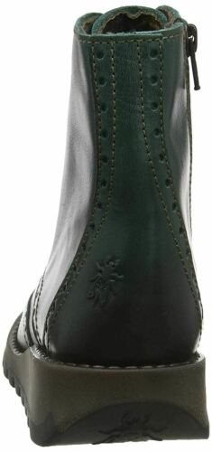 Fly london Sarl069fly Petrol Womens Leather Ankle Boots